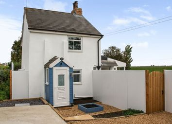Thumbnail 2 bed cottage for sale in Suspension Bridge, Welney, Wisbech