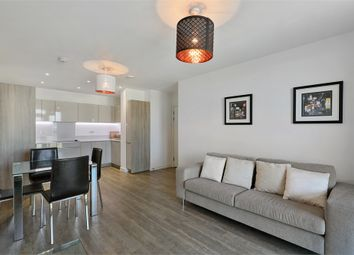 Thumbnail 2 bedroom flat for sale in Garda House, 5 Cable Walk, London