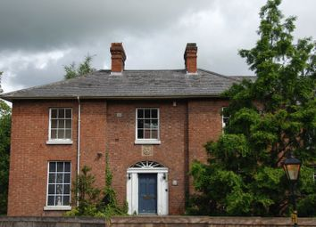 Thumbnail 2 bed flat for sale in Apartment 4, Priory Road, Shrewsbury