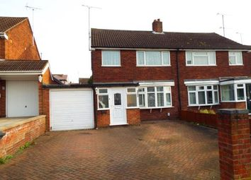 Thumbnail 3 bed semi-detached house for sale in Sundon Park Road, Luton, Bedfordshire