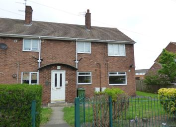 Thumbnail 1 bed cottage to rent in Dubmire Court, Fencehouses, Houghton Le Spring