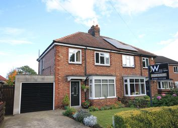 Thumbnail 3 bed semi-detached house for sale in Harewood Lane, Romanby, Northallerton