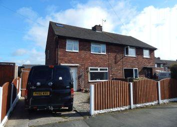 Thumbnail 4 bed semi-detached house for sale in Hawksbury Drive, Penwortham, Preston