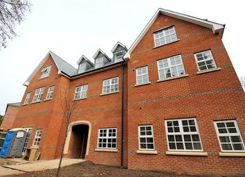 Thumbnail 2 bed flat for sale in Goldring Court, Napsbury Park, St Albans