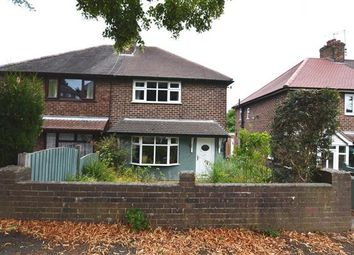 Thumbnail 3 bed semi-detached house for sale in Hillport Avenue, Bradwell, Stoke On Trent