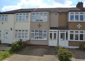 Thumbnail 2 bed terraced house for sale in Linley Crescent, Romford