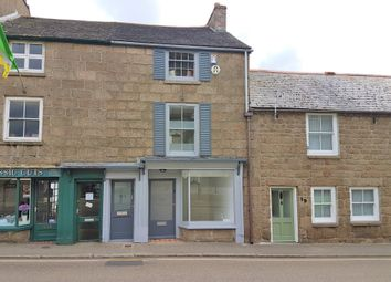 Thumbnail 2 bed flat for sale in Alverton Street, Penzance