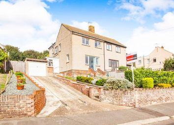 Thumbnail 2 bedroom semi-detached house for sale in Highridge, Seabrook, Hythe, Kent