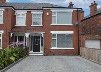 Thumbnail 3 bed semi-detached house for sale in National Avenue, Hull