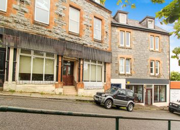 Thumbnail 1 bed flat for sale in Netherbrae, Craigard Road, Oban, Argyllshire