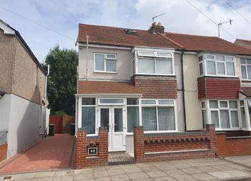 3 bed semi-detached house for sale in Chelmsford Road, North End, Portsmouth PO2