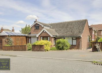 Thumbnail 5 bed detached bungalow for sale in Christina Avenue, Cinderhill, Nottinghamshire