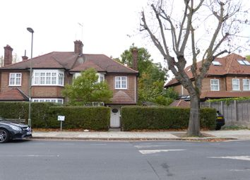 Thumbnail 4 bed semi-detached house for sale in Princes Park Avenue, Golders Green, London