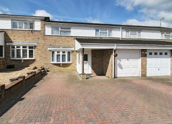 Thumbnail 3 bed terraced house for sale in Bedale Close, Southgate, Crawley, West Sussex