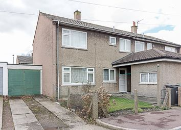 Thumbnail 3 bed semi-detached house for sale in Constantine Avenue, Colburn, Catterick Garrison