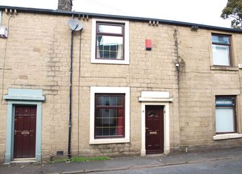 Thumbnail 2 bed terraced house for sale in New Street, Milnrow, Rochdale
