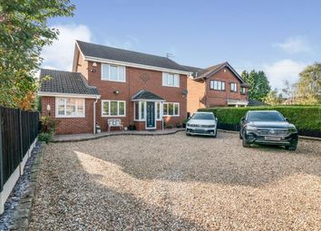 Thumbnail 4 bed detached house for sale in New Field Court, Westhoughton, Bolton, Greater Manchester