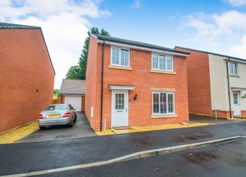 Thumbnail 4 bed detached house for sale in Bro Ger-Y-Nant, Caerphilly