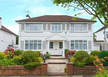 Thumbnail 4 bed detached house for sale in Rowben Close, Totteridge