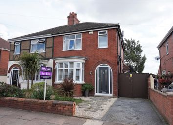 Thumbnail 3 bed semi-detached house for sale in Robson Road, Cleethorpes