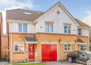 Denbeigh Place, Reading RG1. 4 bed semi-detached house