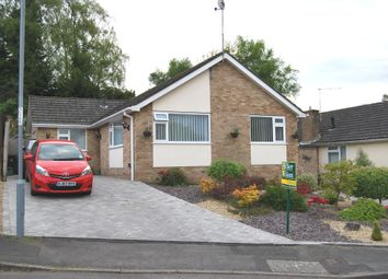 Thumbnail 2 bed detached bungalow for sale in Link Rise, Corfe Mullen
