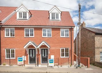 Thumbnail End terrace house for sale in Sudbury, Suffolk