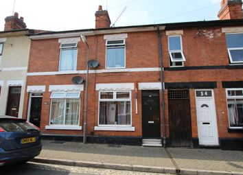 Thumbnail 2 bedroom terraced house for sale in Riddings Street, Derby, Derby