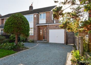 Thumbnail 3 bed semi-detached house for sale in 16 Windermere Road, High Lane, Stockport, Cheshire