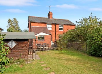Thumbnail 2 bed semi-detached house for sale in Ball Hill, Newbury