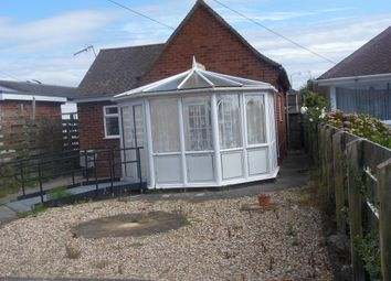 Thumbnail 1 bed bungalow to rent in Victoria Road West, Prestatyn