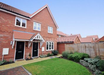 Thumbnail 3 bed semi-detached house for sale in Abingdon Close, Basildon