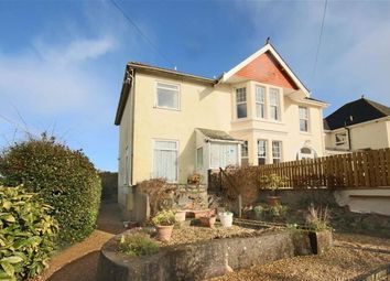 Thumbnail 1 bed semi-detached house for sale in Holwell Road, Central Area, Brixham
