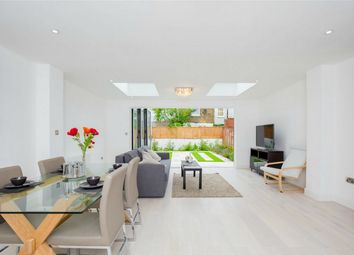 Thumbnail 4 bedroom terraced house for sale in St Margarets Road, Kensal Rise, London