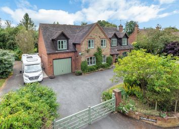 Thumbnail 5 bed detached house for sale in The Lane House, Mill Lane, Diddlebury, Craven Arms