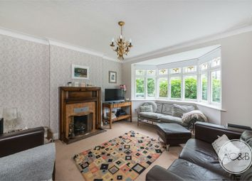 Thumbnail 3 bed semi-detached house for sale in Colyton Road, London