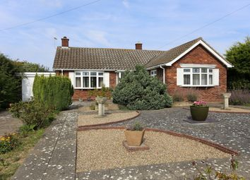Thumbnail 2 bed detached bungalow for sale in Ferry Road, Old Felixstowe, Felixstowe