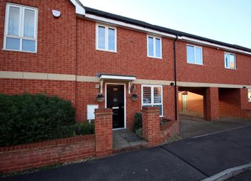 Thumbnail 4 bed property for sale in Einstien Crescent, Duston, Northampton, Northamptonshire.