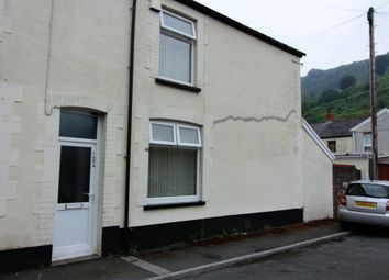Thumbnail 2 bedroom end terrace house to rent in Marine Street, Ebbw Vale