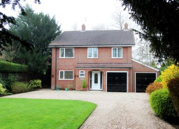 Thumbnail 4 bedroom detached house for sale in Church Lane, Lockington, Driffield
