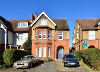 Thumbnail 1 bed flat to rent in Effingham Road, Surbiton