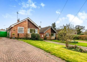 Thumbnail 2 bed bungalow for sale in Mill Lane, Great Haywood, Stafford