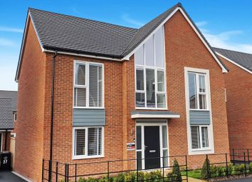 Thumbnail 4 bed detached house for sale in Blythe Fields, Uttoxeter Road, Stoke-On-Trent