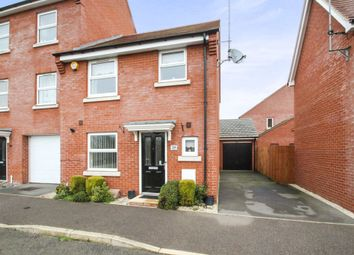 Thumbnail 3 bed semi-detached house for sale in Oxpen, Aylesbury