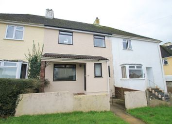 Thumbnail 3 bed terraced house for sale in Alamein Road, Saltash