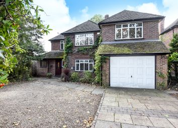 Thumbnail 4 bed detached house to rent in Middle Hill, Englefield Green, Egham