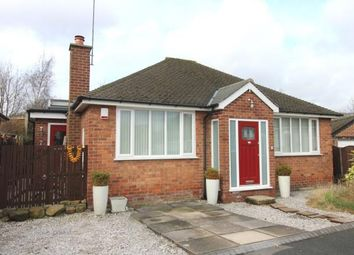 Thumbnail 2 bed bungalow for sale in Whitby Close, Cheadle, Greater Manchester