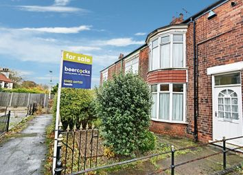 Thumbnail 3 bed terraced house for sale in Avondale, Anlaby Park Road South, Hull