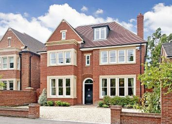 Thumbnail 7 bed detached house for sale in Charlbury Road, Oxford