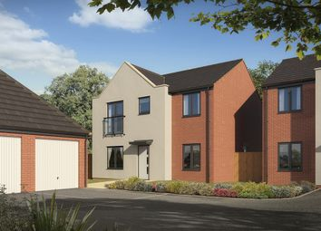 "Thumbnail 5 bed detached house for sale in ""The Corfe"" at St. Catherine Road, Basingstoke"